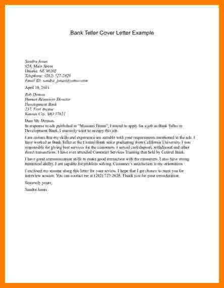 44670164 bank teller cover letter canada uncategorized. bank ...