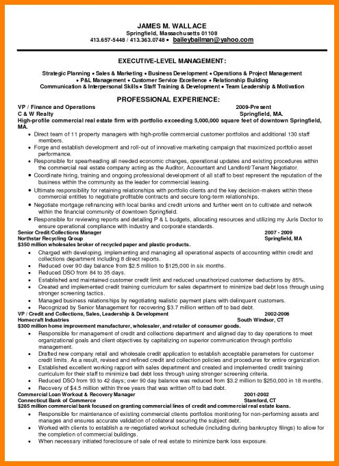 sample collections resume ideas collection sample of resume cv in ...