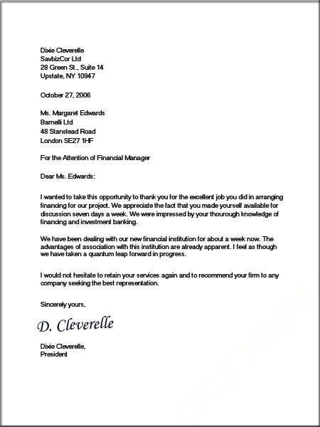 Sample Professional Letter Format. Formal Letter Format Sample ...
