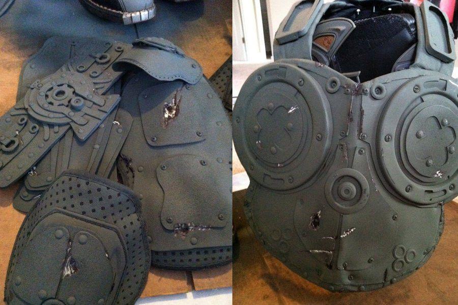 Anya Gears of War WIP 5 by Meagan-Marie on DeviantArt