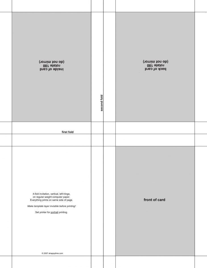 Microsoft Word Postcard Templates - Corpedo.com