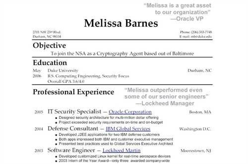 Resume Examples With No Work Experience. Example Resumes For High ...