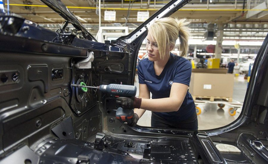 BMW to add 1,000 jobs in South Carolina | 2017-06-30 | Assembly ...