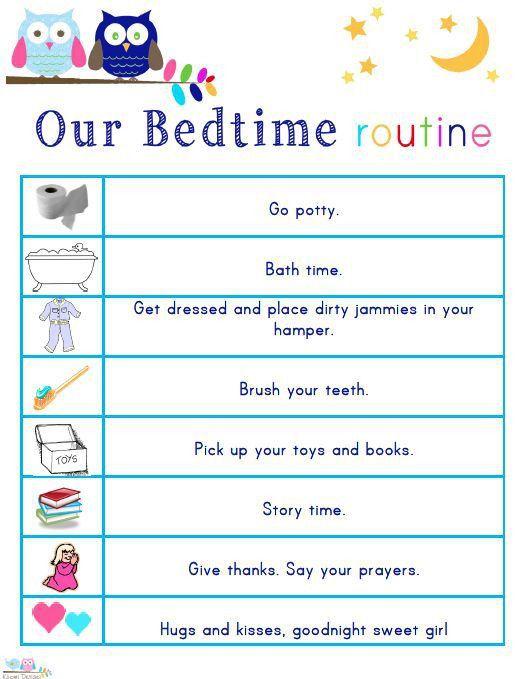 Best 25+ Kids morning routines ideas on Pinterest | Kids routine ...