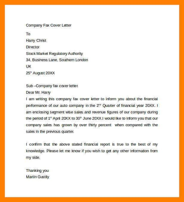 Fax Cover Letter Sample. Free Cover Fax Sheet For Microsoft Office ...