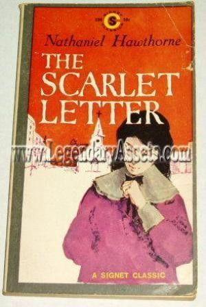 Scarlet Letter by Nathaniel Hawthorne - AbeBooks