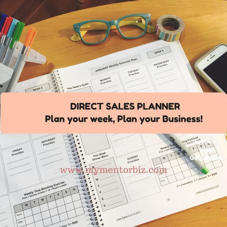 20 best Direct Sales Planner System images on Pinterest | Direct ...