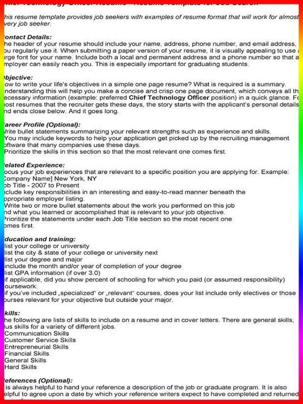 coo cover letter resume sample cto cover letter example cto resume ...