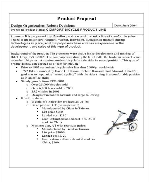 Sample Proposal Offer Letter - 6+ Examples in PDF, Word