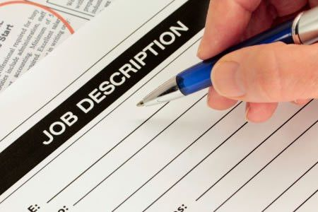 Writing Job Descriptions - NCMIC