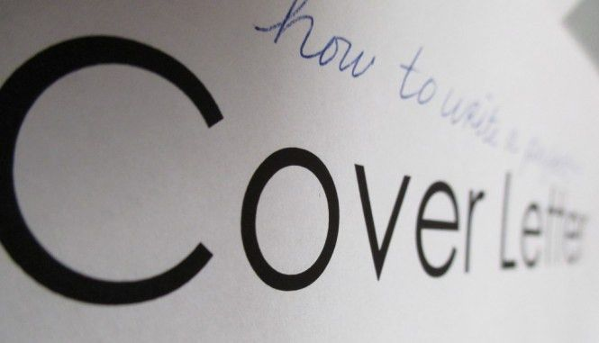 How to Write Effective Cover Letters ART OF HUSTLE