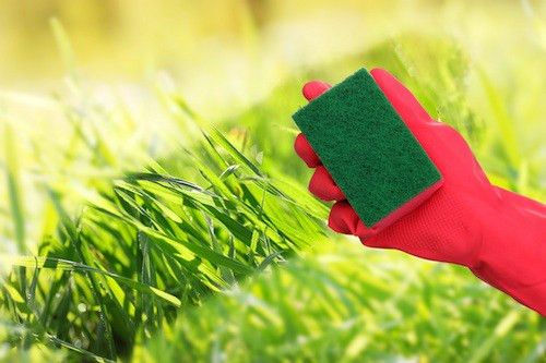 Outdoor spring-cleaning and spring lawn care tips