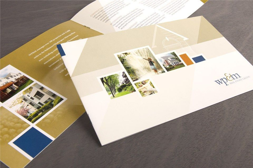 WPM Real Estate Group – Print - Stepforward Creative