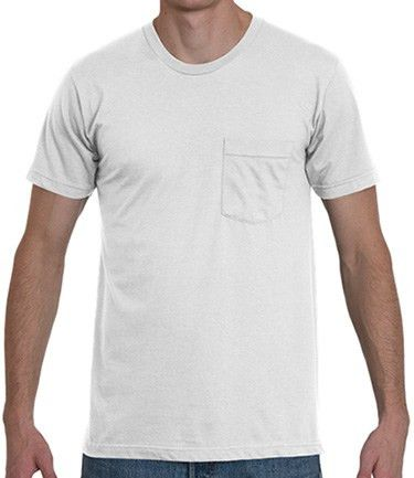 Full Pocket Prints on T-Shirts - On Demand, No Minimums | Print ...