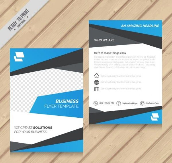 Free Flyer Templates – 22+ Free PDF, PSD, AI, Vector EPS Format ...