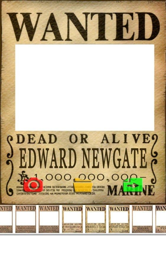Wanted Poster Marker - Android Apps on Google Play