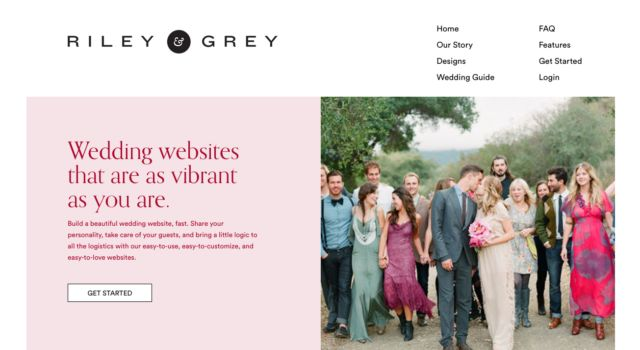 Top Five Wedding Website Builders (Updated for 2017 ...