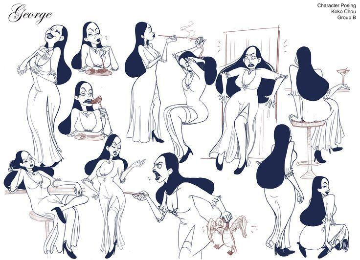 51 best Character Design images on Pinterest | Character design ...