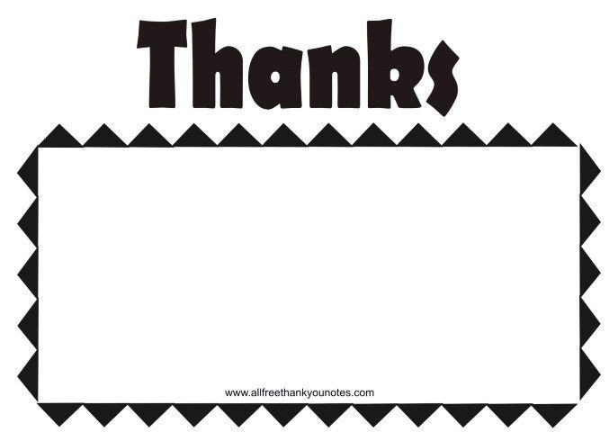 Thank You Note. A Little Thank You Note Goes A Long Way 16 Best ...