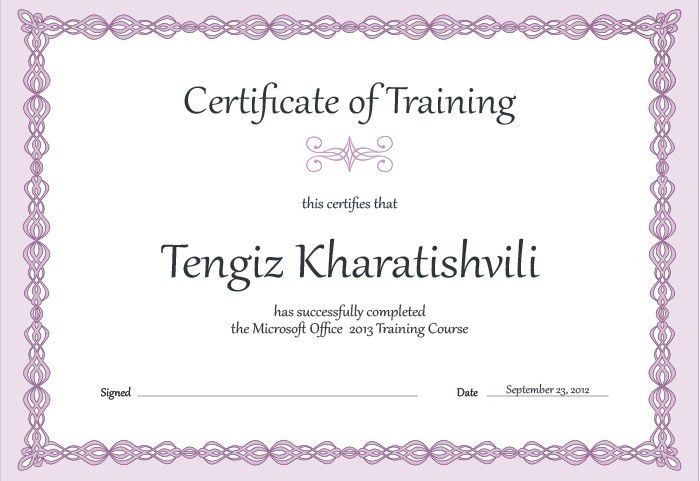 Sample training certificate template 25 documents in psd pdf 15 training certificate templates free download designyep yadclub Image collections