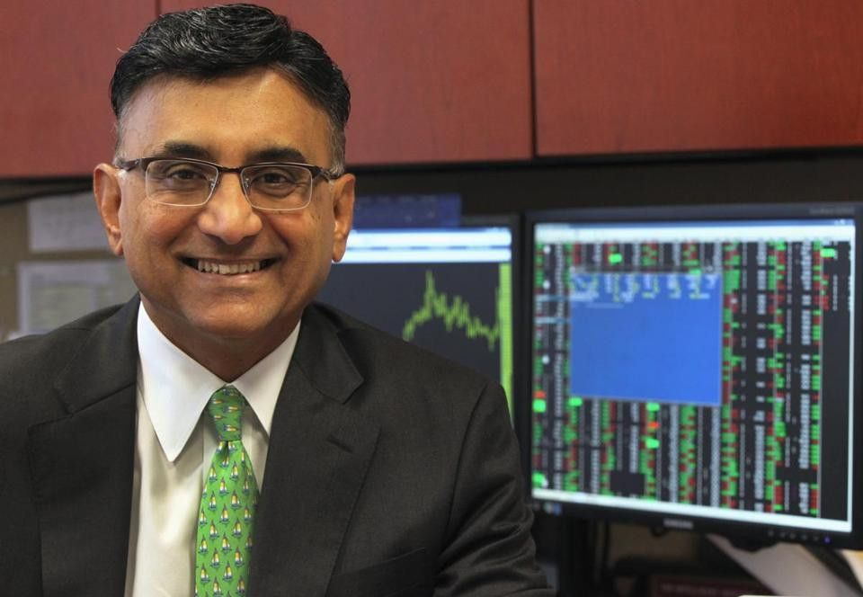 Seven things about Raja Sharma, financial adviser - The Boston Globe