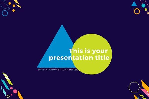 Creative Google Slides Theme - Free Presentation Template