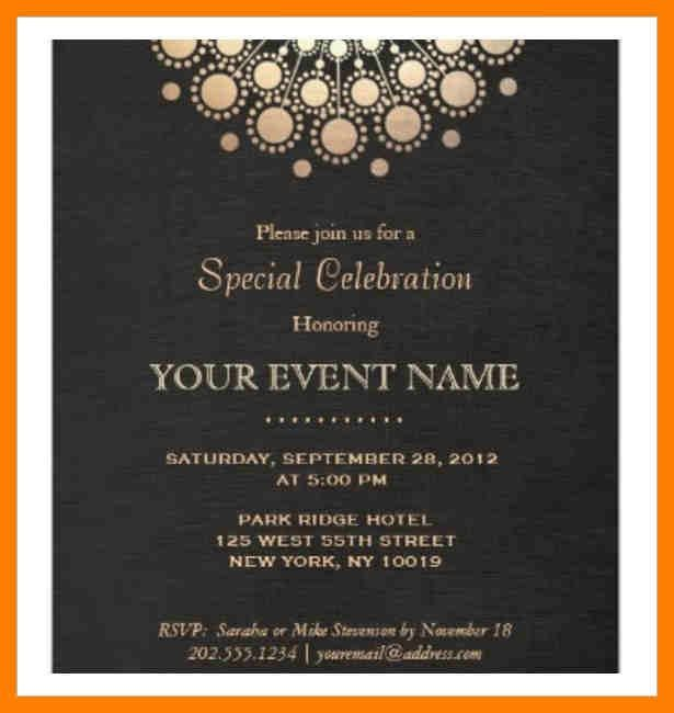 8+fancy invitations templates | protect letters