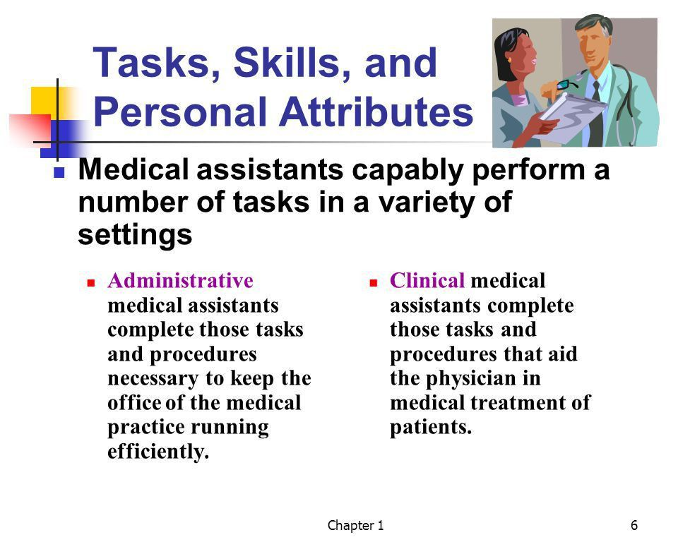 THE ADMINISTRATIVE MEDICAL ASSISTANT - ppt download