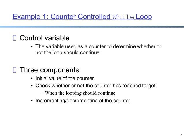 Visula C# Programming Lecture 4