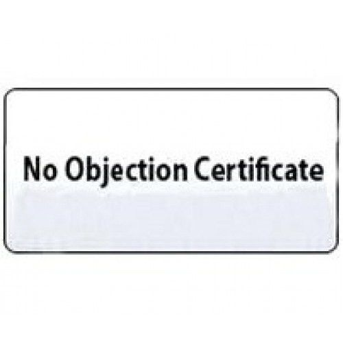 No Objection Certificate (NOC) for Firm and NGO