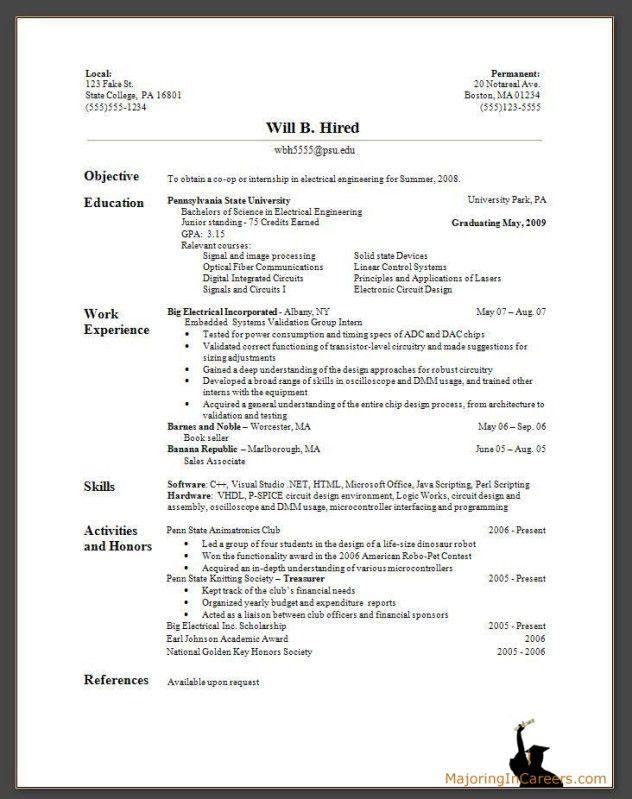 perfect-resume-5 - Resume Cv