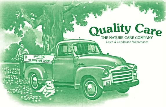 Professional Lawn Technician | Quality Care - The Nature Care Company