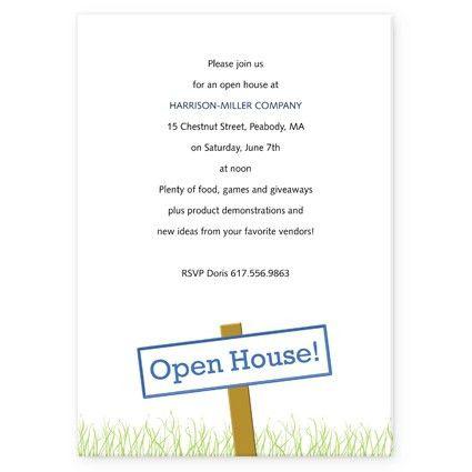 Open House Invitation Wording | | reglementdifferend.com