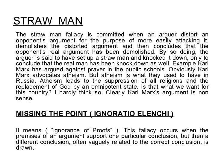 Logic & critical thinking (fallacies unit 3)