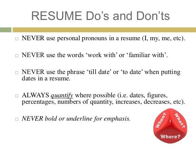 "Resumes, Handbills, And Interviewing: Adapting to the ""new rules"" of …"