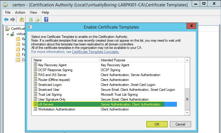 How to setup Microsoft Active Directory Certificate Services [AD ...