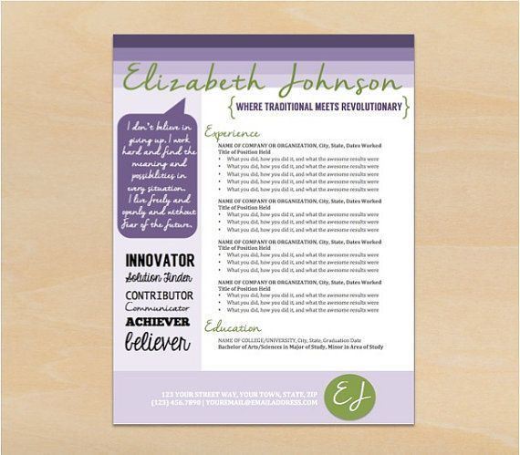 Instant Resume Templates. Easy Resume Template Free Instant Resume ...