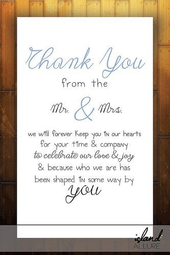 thanks | Wedding, Weddings and Dream wedding
