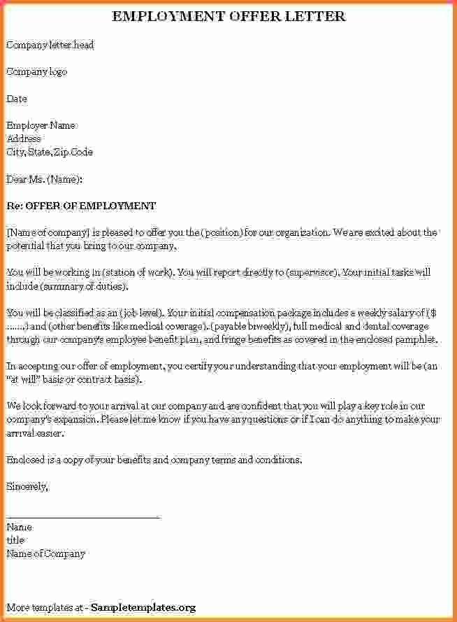 Employment Offer Letter Template.EMPLOYMENT OFFER LETTER.jpg ...