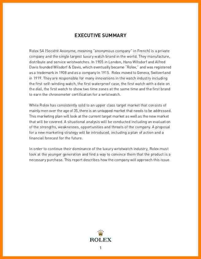 7+ marketing plan executive summary sample | farmer resume