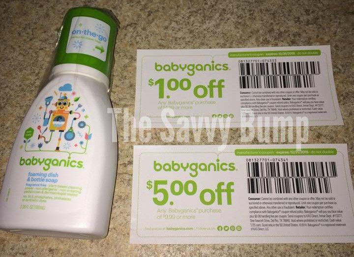 Free Baby Stuff | TONS of Amazing Free Baby Samples!