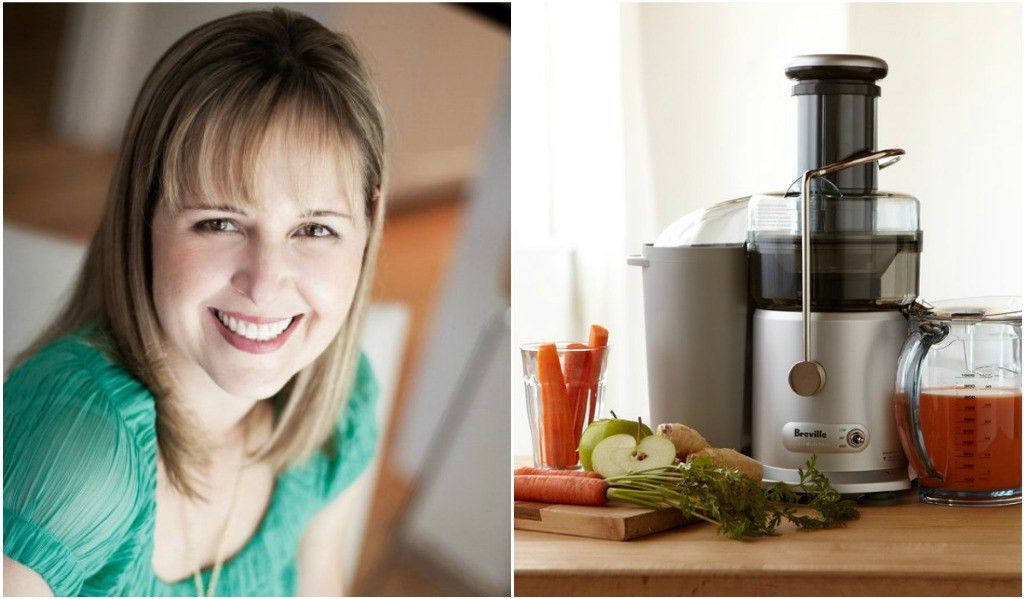 Amanda Haas, Williams-Sonoma Test Kitchen Manager, on Juicing for ...