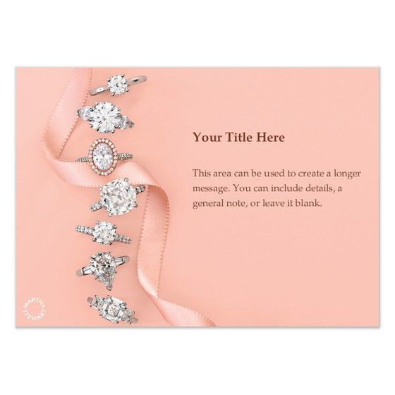 Engagement Rings, Invitations & Cards on Pingg.com