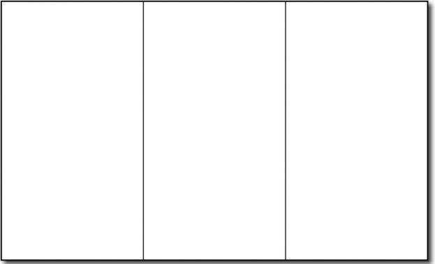White Trifold Brochures : Selimtd