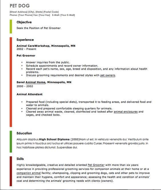 professional resume template cover letter for ms word modern cv ...