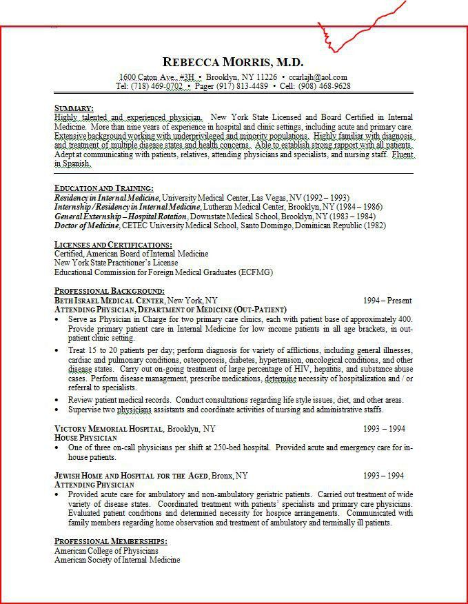 Medical Assistant Resume Samples | Free Resumes Tips