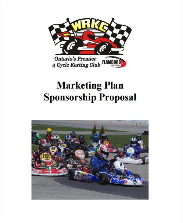Event Sponsorship Proposal Templates - 5+ Free Word, PDF Format ...