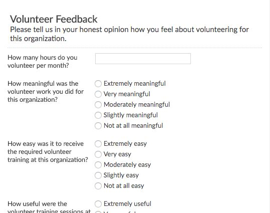 Free Online Form and Survey Templates - EmailMeForm