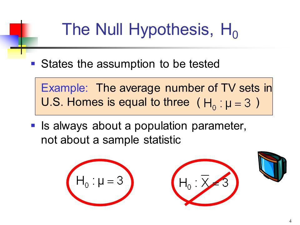 Week 8 Fundamentals of Hypothesis Testing: One-Sample Tests - ppt ...