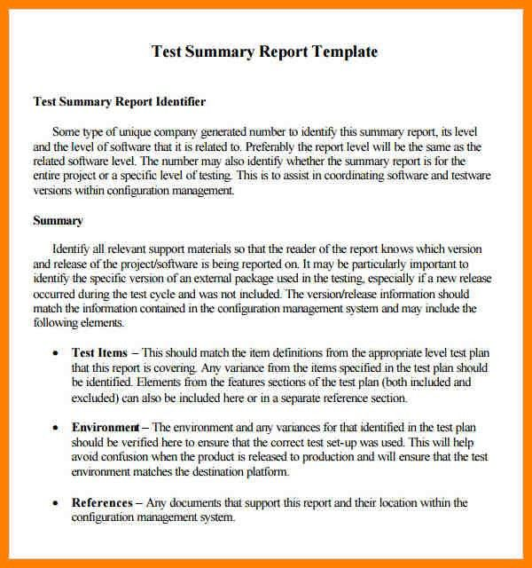 Report Example. Weekly Report Example 37+ Examples Of Free Reports ...